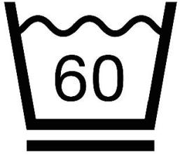 Schonwaschgang bis 60°C