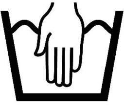Hand wash.