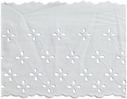 Scalloped Lace 100Mm 100%Co