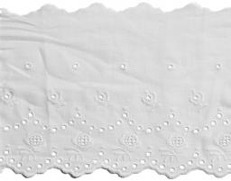 Scalloped Lace 95Mm 100%Co