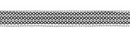 Pailletten-Glitterband zum Aufbügeln 14mm