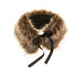 Fuax Fur collar