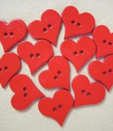 "Favorite Findings 80 ""Valentine's Hearts"""