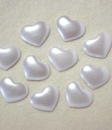 "Favorite Findings 456 ""Pearly Hearts"""