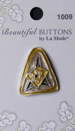 Beautiful Buttons Self-Service Card 1009