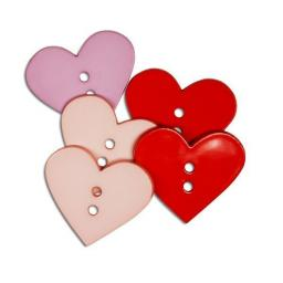 Favorite Findings 1181 Large Hearts