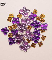 """Favorite Findings 1201 """"Gems Butterfly"""""""