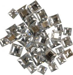 "Favorite Findings 1218 ""Gems Clear Square"""