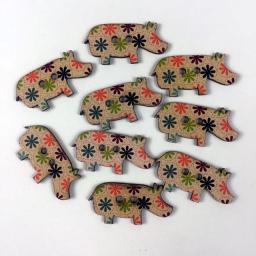 Favorite Findings 1775 Flower Hippo