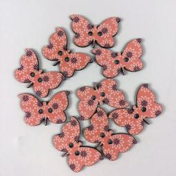 Favorite Findings 1776 Peachy Butterfly