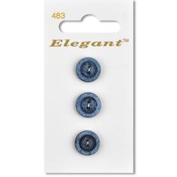 Elegant SB-Knopf Art.483 PG B