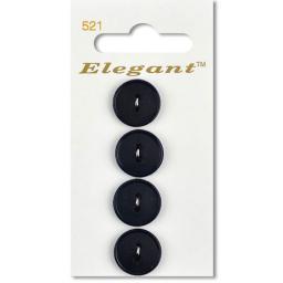 Elegant SB-Knopf Art.521 PG B
