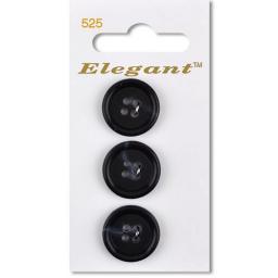 Elegant SB-Knopf Art.525 PG C