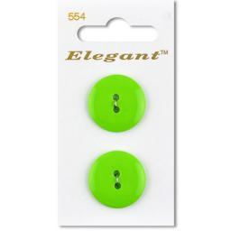 Elegant SB-Knopf Art.554 PG C