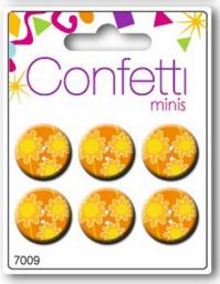 Button Mini Confetti