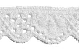 Scalloped Lace 15Mm 100%Co