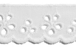 Scalloped Lace 20Mm 100%Co