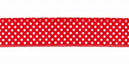 Ruffle 30mm Polka Dots