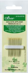 Sewing Needles Long Steel Silver