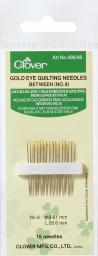 Sewing Needles Mid-Lenght Steel Silver