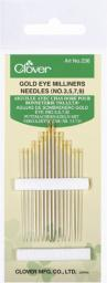 Putzmachernadeln ST silber 3-9 sort