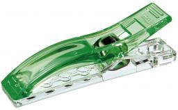 Jumbo Wonder Clips 24St. grün