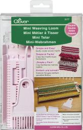 Mini Weaving loom double