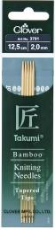 Takumi Bamboo Double Pointed Knitting Needles
