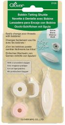 Bobbin Tatting Shuttle (White)