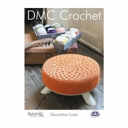 DMC Croching-Instructions Decorative Covering