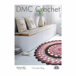 DMC Croching-Instructions Round Carpet