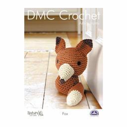 DMC Häkelanleitung Fuchs Figur