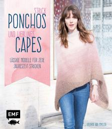 Strick-Ponchos & Lieblings-Capes