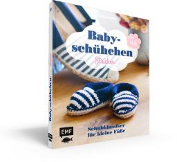 Babyschühchen-Tick Stricken