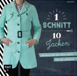Ein Schnitt - zehn Jacken