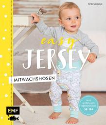 Easy Jersey - Mitwachshosen
