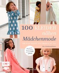 100 Kleider nähen Mädchenmode
