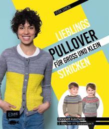 Lieblingspullover für gross und klein stricken