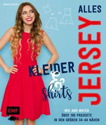 Alles Jersey - Kleider und Shirts - Mix and Match