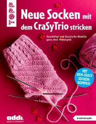 Neue Socken mit dem CraSyTrio stricken