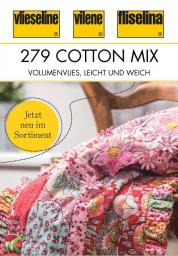 279 Cotton Mix 80/20 Volumenvlies 244cm