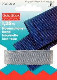 Kick tape medium grey             1.25m
