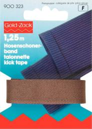 Kick tape medium brown  1.25m