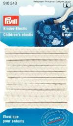 Kinder-Elastic 5 mm weiß