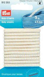 Baby-Elastic 4,5 mm weiß
