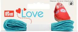 Prym Love Espadrilles-Kreativgarn türkis