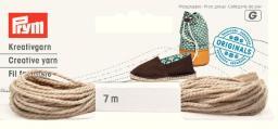 Espadrilles-Kreativgarn 7m seesand (neues Design)