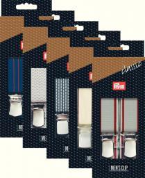 Hosenträger Classic-Set 125 cm 30 mm