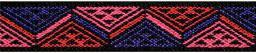Color-Elastics 25 mm Dreieck pink
