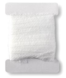 Vlies-Formband 12mm weiß